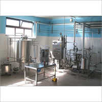 Dairy Product Plant And Machinery