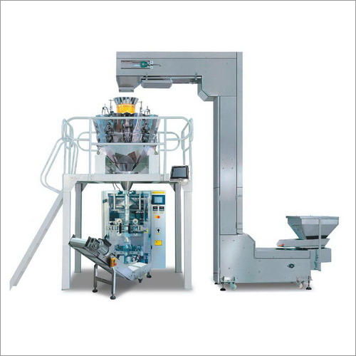 Collar Type With Multihead Pouch Packing Machine