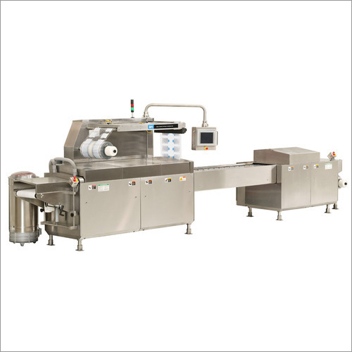 Horizontal Form Fill Machine