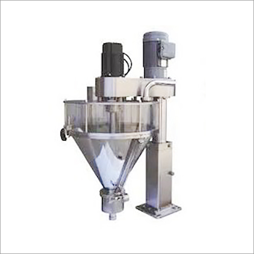 Industrial Auger Filler Machine