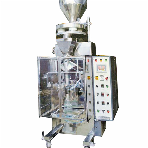 Collar Type Packing Machine with Cup Filler
