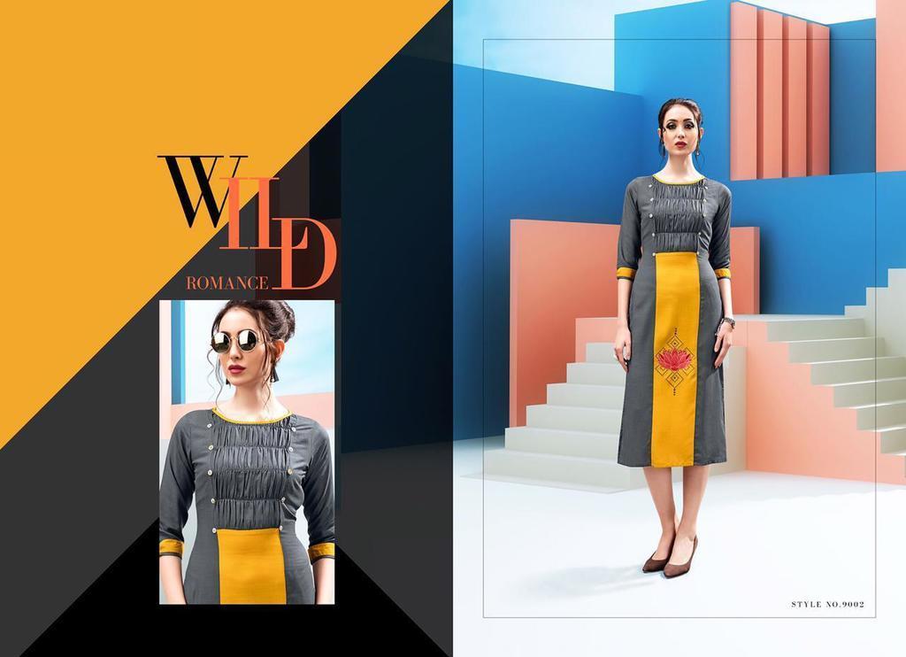 Stylish Designer Kurtis