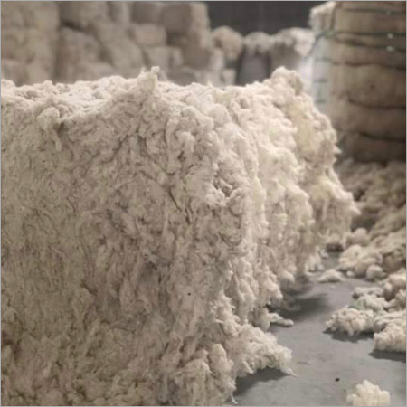 Industrial Cotton Waste