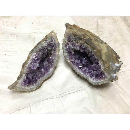 Amethyst Beads and Geodes