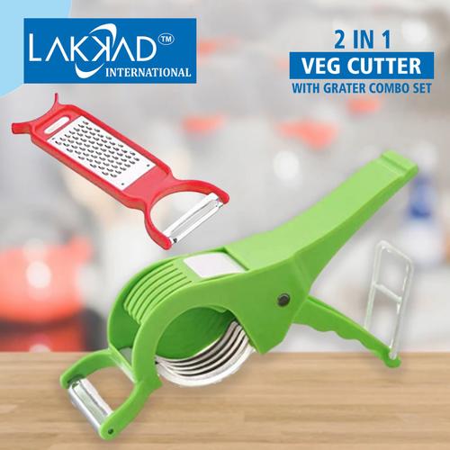 Vegetable Cutter & Slicer
