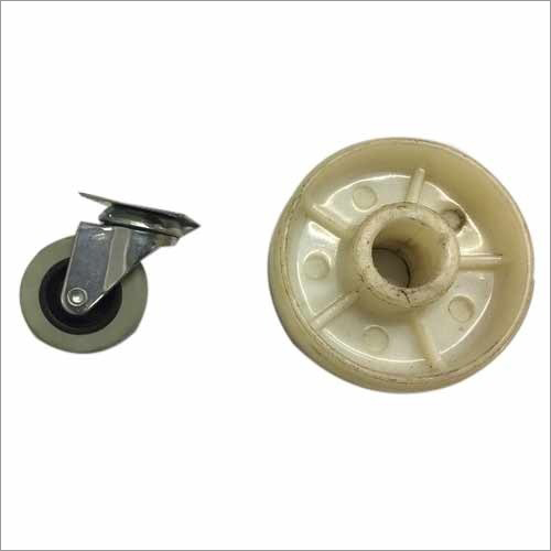 Rubber Swivel Plate Caster
