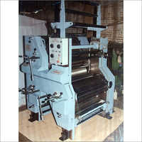 Web 3 Colour Screen Printing Machine