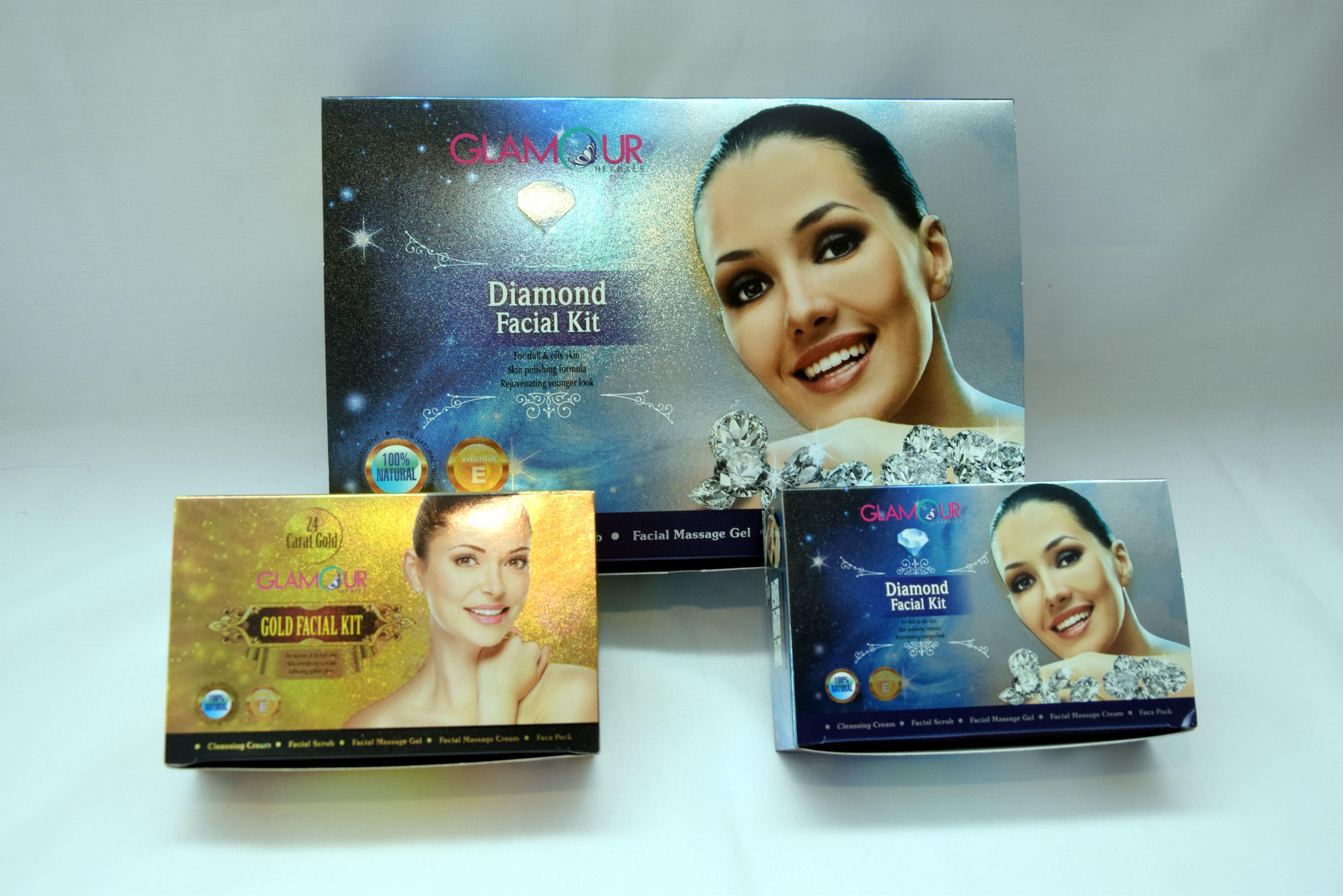 Diamond Facial Kits