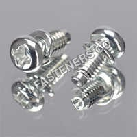 Sems Screw with Spring Washer