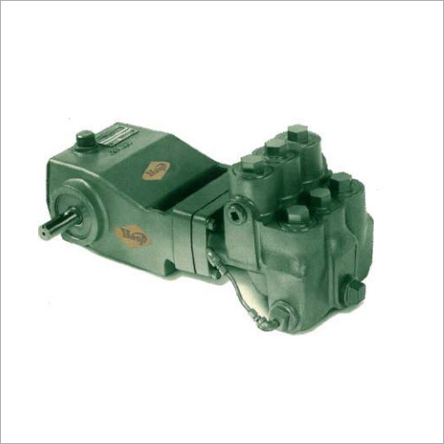 High Pressure Triplex Reciprocating Plunger Pump
