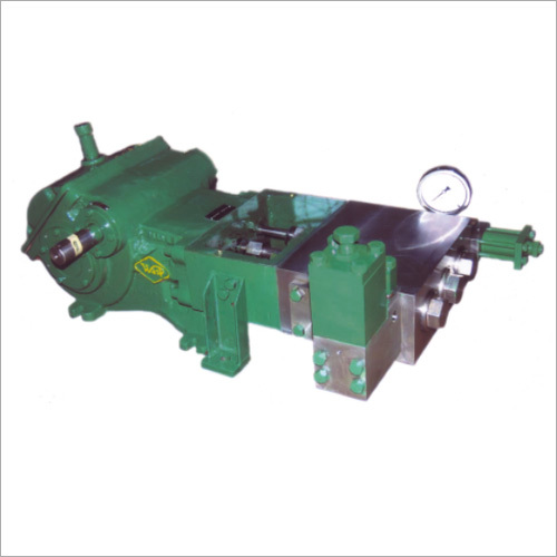 Hydraulic Testing Pumps