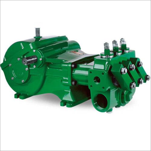 Triplex Plunger Pump
