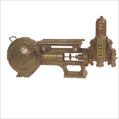 Single Piston Reciprocating Pumps