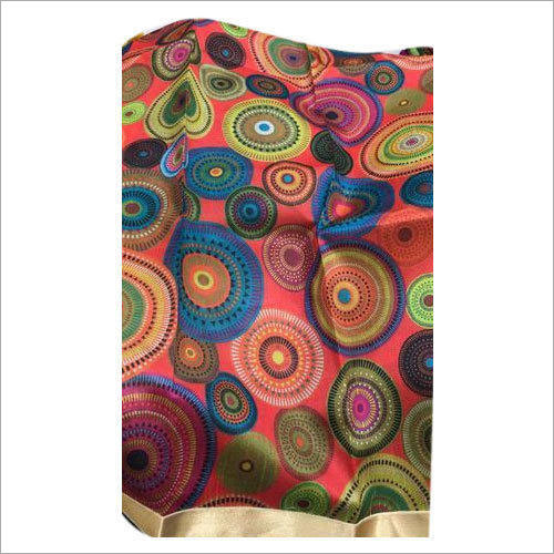 Cotton Digital Printed Fabric