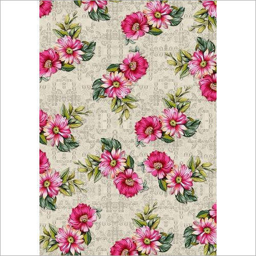 Digital Printed Georgette Fabric