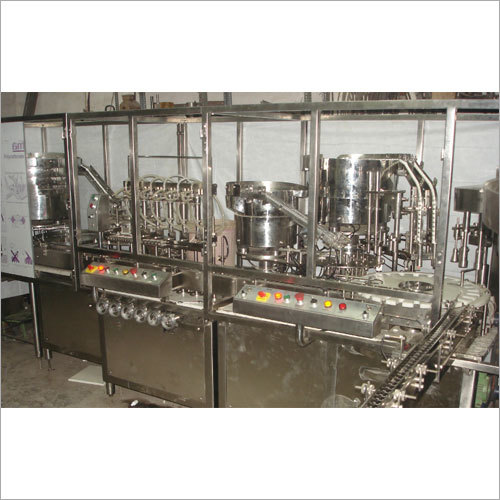 Pharmaceutical Liquid Filling Machine