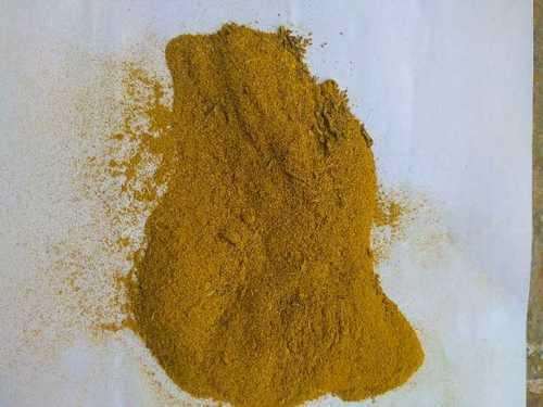 Turmeric dust