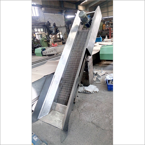 Mechanical Fine Screen (Step Screen)