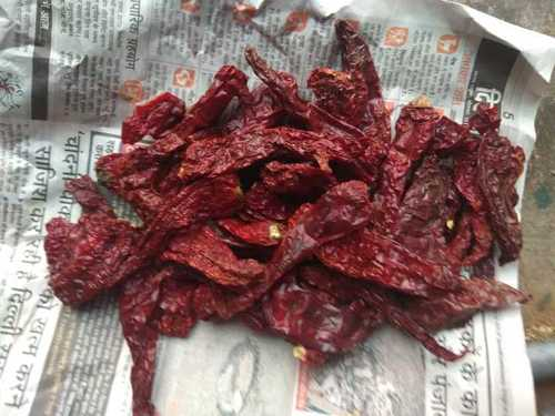 Kasmiri red chillies