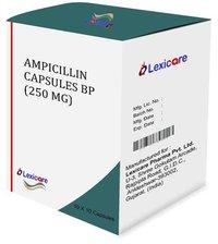 Ampicilline cap
