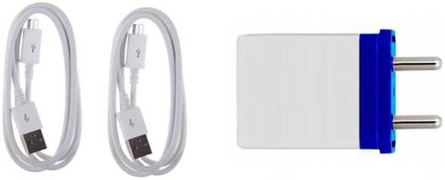 Mobile wall charger 2.4 white