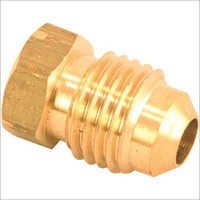 Brass Flare Plug