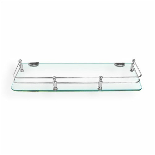 Set Top Box Glass Shelf