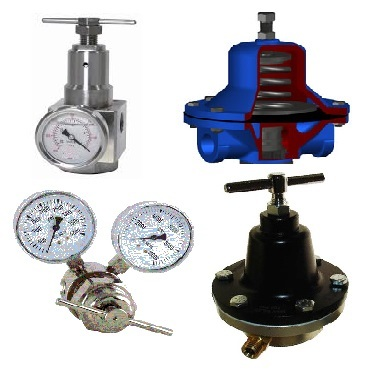 Pressure Regulators