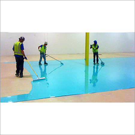 Insulation Floor Coating System