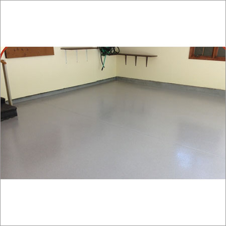 PU Clear Floor Coating System