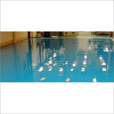 Polyurethane Epoxy Floor Coating