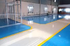 Epoxy Floor Coating System