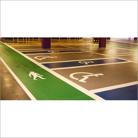 Car Parking Flooring Service