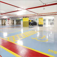 Car Parking Flooring