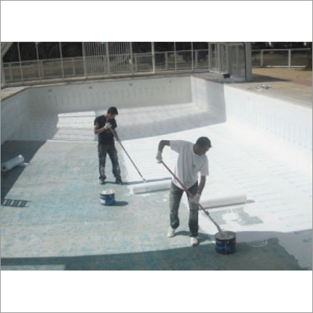 Waterproofing Polymer Based System