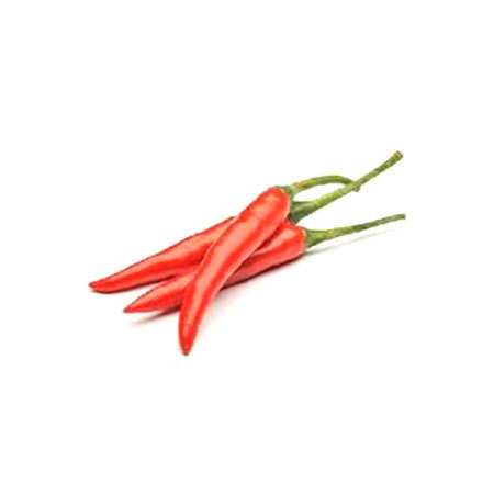Organic Red Chillies