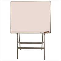 Stand White Marker Board