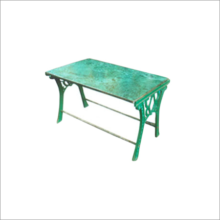 Metal Garden Coffee Table