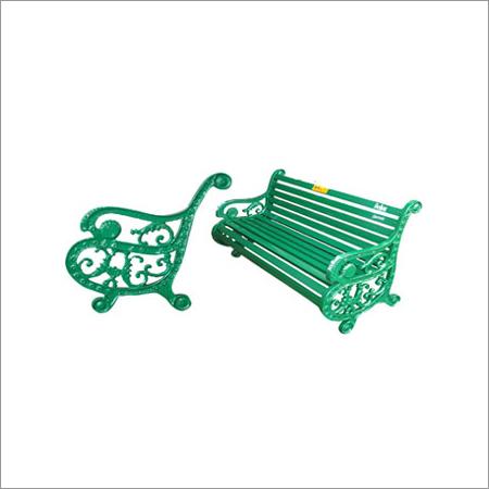 Designer Victoria Garden Bench Side