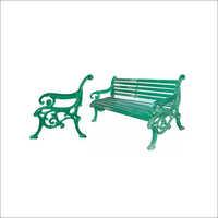 Victoria Garden Bench Side