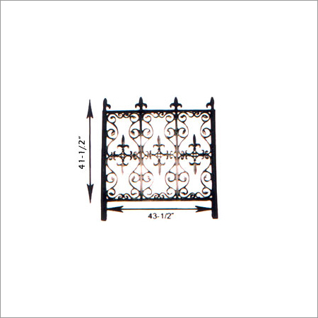 Industrial cast iron Grills