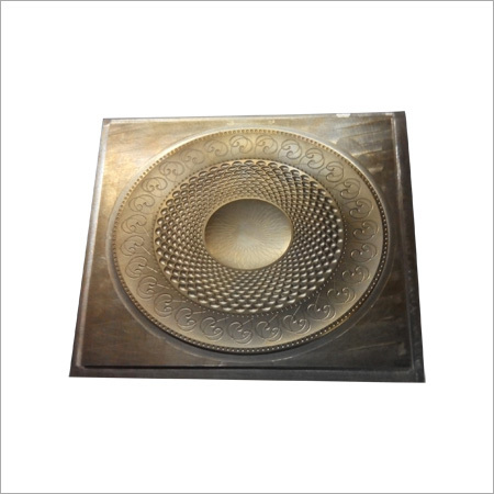 CNC Brass Embossing Die