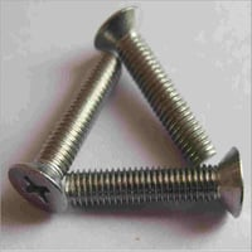 CSK Phillips Machine Screws