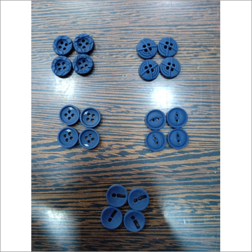 Fancy Plastic Polyester Resin Button