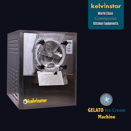 Gelato Hard Ice Cream Machine