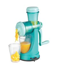 FRUIT JUICER WITH 2 GLASSES