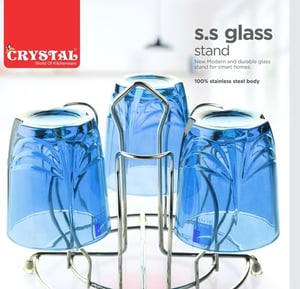 S.S. GLASS STAND