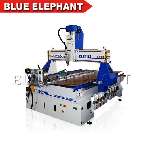 1122 Cnc Wood Router Carving Machine Woodworking Equipment For Sale