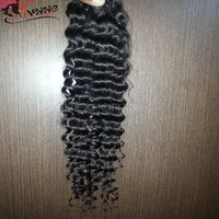 Curly Human Hair Extensions