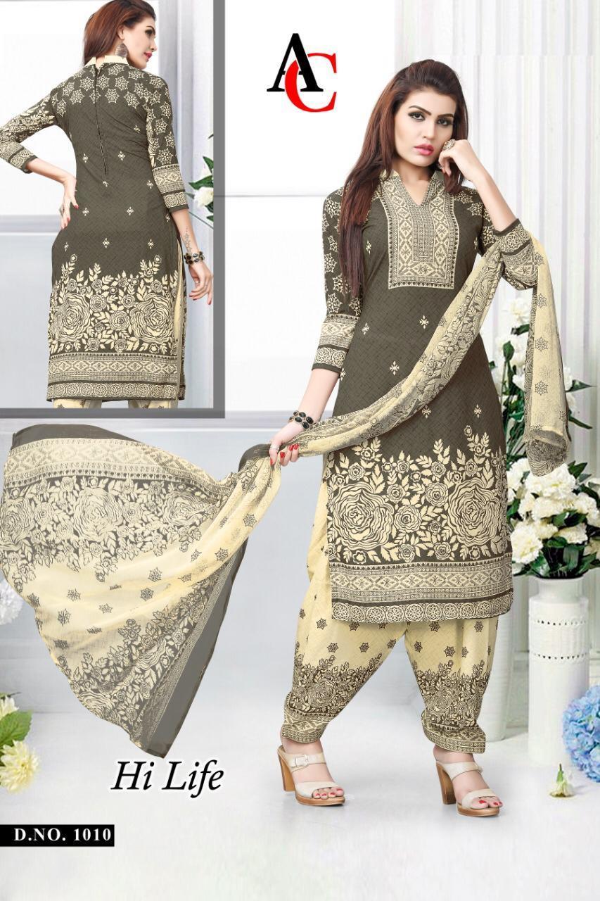 New Designer Cotton Dress Material